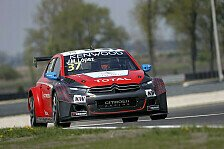 WTCC - Live-Ticker WTCC: Slowakei 2016
