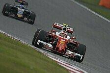 Formel 1 - Favoritencheck in China: Kommt Ferrari zurück?