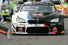 ADAC GT Masters - Schubert Motorsport zweimal in den Punkten