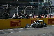 Formel 1 - Live-Ticker: Der Sonntag in China