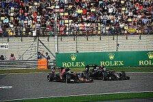 Formel 1 - Toro Rosso in Russland: Platz 5 im Visier