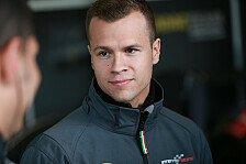 ADAC GT Masters - Patric Niederhauser startet mit Aust Motorsport