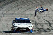 NASCAR - Edwards gewinnt im Kolosseum