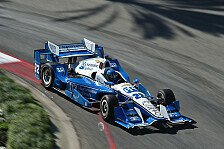 IndyCar - Grenzwertig: Pagenaud bezwingt Dixon in Long Beach