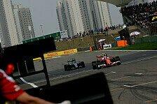 Formel 1, China: Die Brennpunkte zum Wochenende in Shanghai