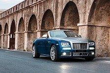 Auto - Mansory-Tuning für den Rolls-Royce Dawn