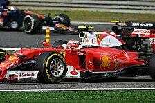 Formel 1 - Rennanalyse: Reifen machen China GP zum Kracher