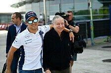 Formel 1: Felipe Massa soll Rolle bei der FIA übernehmen