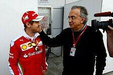 Formel 1 - Ferrari-Präsident spricht Arrivabene Vertrauen aus