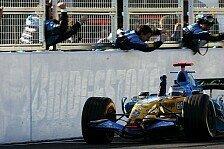 Formel 1 - Top-5: Renault-Raketen