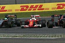 Formel 1 - Bilderserie: China GP - Pressestimmen
