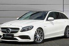 Auto - B&B züchtet den Mercedes-AMG C63 auf 600PS