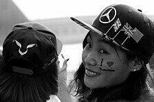 Formel 1 - Bilder: China GP - Black & White Highlights
