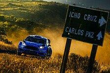 WRC - Bilder: Rallye Argentinien - Vorbereitungen & Shakedown