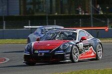 Carrera Cup - Podium beim Debüt für Lechner Huber Racing