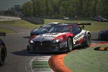 eSports - Blancpain GT Series: Saisonauftakt in Monza