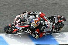 Moto2 - Folger bei Lowes-Sieg in Jerez am Podest