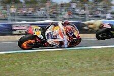 MotoGP - Marquez: Abstand auf Lorenzo spielt keine Rolle