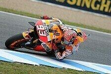 MotoGP - Marc Marquez entscheidet Warm-Up für sich
