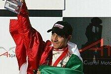 Formel E - Amlin Aguri: Legge raus, Duran rein