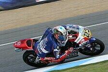 Moto3 - Antonelli in Frankreich auf Pole