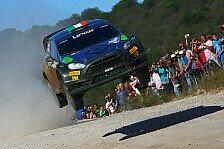 WRC - Verletzt! Bertelli muss Portugal auslassen