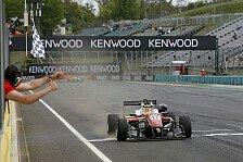 Formel 3 EM - Maximilian Günther siegt am Hungaroring