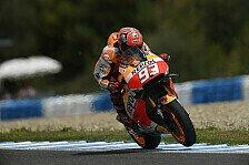 MotoGP - Marquez: Schwierig, Yamaha hier zu schlagen