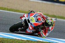 MotoGP - FP2 in Mugello geht klar an Iannone
