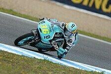 Moto3 - Joan Mir siegt, Öttl mit Führungsmetern stark