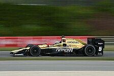 IndyCar - Video: Watkins Glen aus der Sicht von James Hinchcliffe