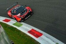 Blancpain GT Series - Ferrari am Samstag in Monza vorne