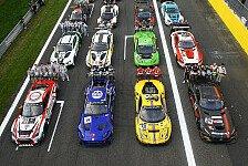 Blancpain GT Series - BES: Freitags-Splitter aus Monza