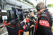Blancpain GT Series - Monza: HTP-Mercedes dank Buhk auf Pole