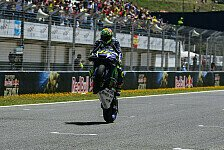 MotoGP - Der Doktor schlägt zurück! Rossi siegt in Jerez