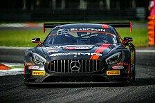 24 h Nürburgring - Mercedes greift mit 9 AMG GT3 beim Klassiker an