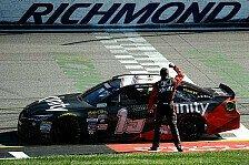 NASCAR - ToyoTag in Richmond: Edwards siegt