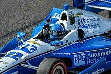 IndyCar - Barber: Epischer Krimi zwischen Pagenaud und Rahal