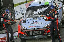 WRC - Rallye Argentinien: Die Stimmen zum Finale