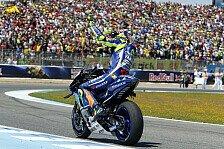 Valentino Rossi: Basis für MotoGP-Yamaha 2018 wird 2016er-M1