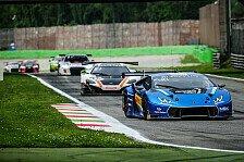 Blancpain GT Series - Niederhauser macht in Monza 33 Plätze gut