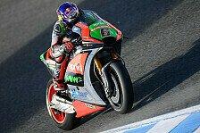 MotoGP - Bradl: Neues Aprilia-Chassis bringt Fortschritte