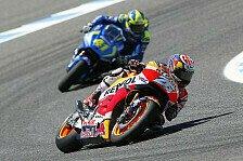 MotoGP - Suzuki greift nach Jerez nach den MotoGP-Sternen
