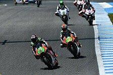 MotoGP - Richtige Strategie befördert Bradl in die Punkte