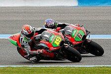 MotoGP - Aprilia in Le Mans: Mit Updates zum Erfolg