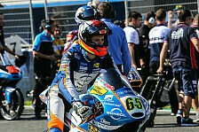 Moto3 - Öttl: Nach Highsider Handgelenk gebrochen