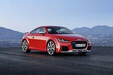 Auto - Audi TT bekommt 400 PS