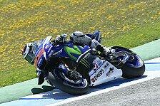 MotoGP - 2. Training: Lorenzo mit Hammerzeit in Le Mans