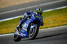 MotoGP - Suzuki-Fahrer hadern am Freitag mit Setup