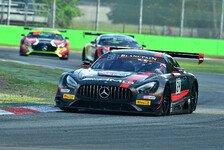 Blancpain GT Series - Baumann übernimmt die Meisterschaftsführung